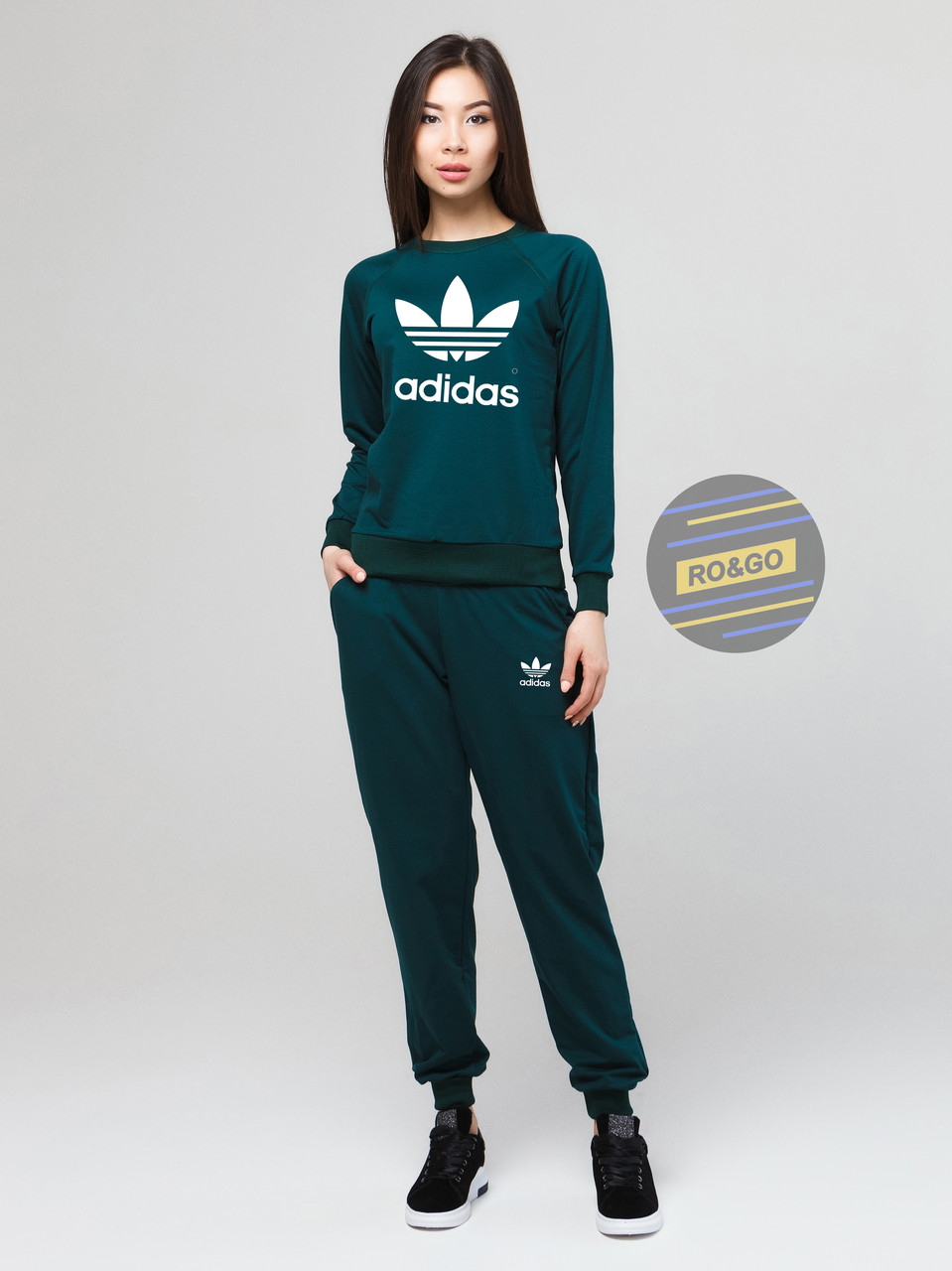 3ae43a13 Спортивный костюм женский Adidas (Адидас) , цена 616,25 грн., купить ...