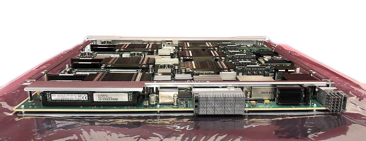 Cisco ASR 5500 Data Processing DPC2 Card Version 2 150 Gbps ASR55-DPC2-K9, ( Плата обработки данных 4G )