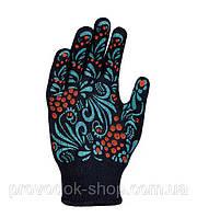 Распаковка и обзор рабочих перчаток трикотажных Doloni 871