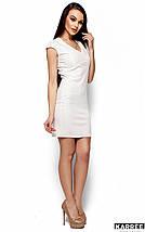 Женское облегающее платье с сеткой на спине (Лима kr), фото 2