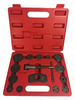 Приспособление для утапливания поршня тормозного цилиндра 13 предметов 1-B1014 Ampro