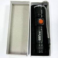 Фонарь аккумуляторный Small Sun SY-515 XPE (35000W;ЗУ USB )