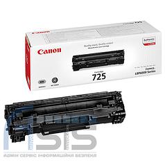 Заправка картриджа Canon 725 для принтера Canon Mf3010, LBP6000, LBP6020, LBP6030