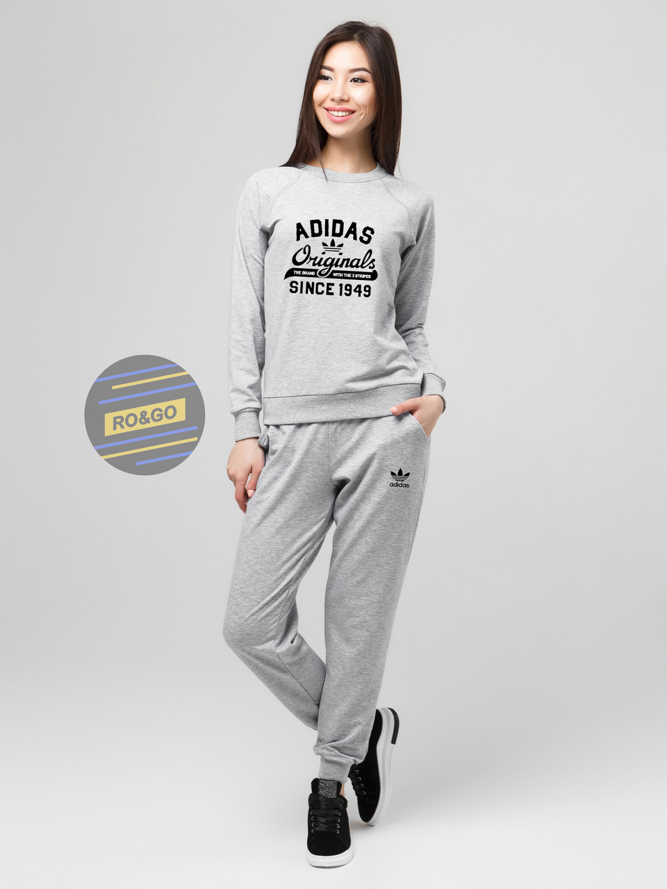 Женский спортивный костюм Adidas originals, цена 725 грн., купить в ... 3da58241026