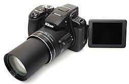 Компактный фотоаппарат Nikon Coolpix B700 black