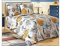 Двоспальний постільний комплект - Компас