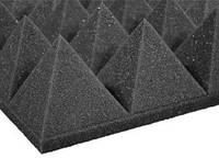 Акустический поролон, Пирамида 90мм 50х50см