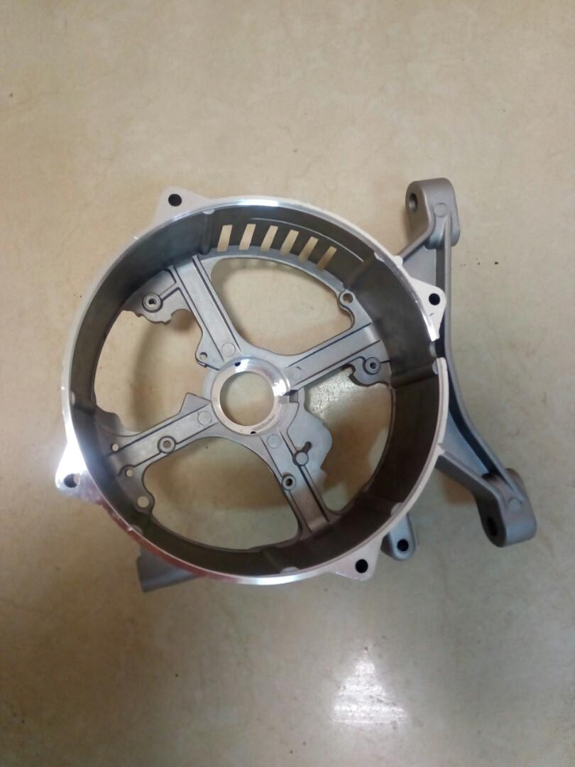 Крышка генератора задняя 5-6 кВт