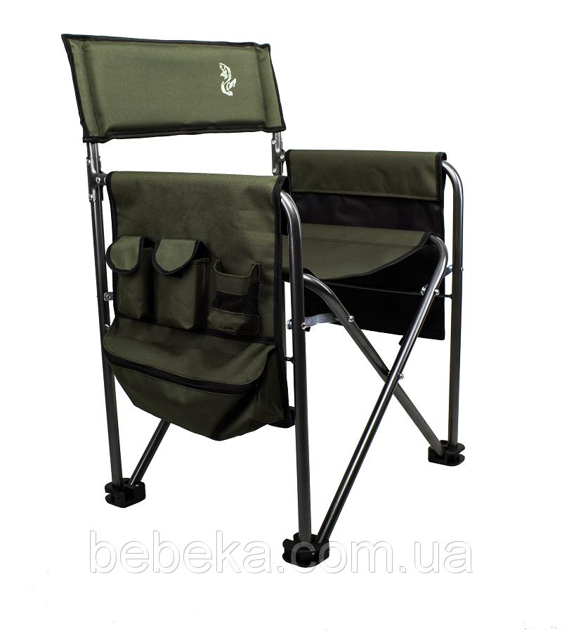 Складной стул для рыбалки Elektrostatyk F6K