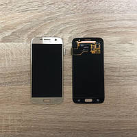 Дисплей на Samsung G930 Galaxy S7 Золото(Gold),GH97-18523C, Super AMOLED!