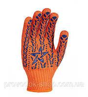 Распаковка и обзор рабочих трикотажных перчаток Doloni 564