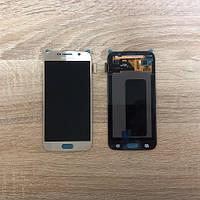 Дисплей Samsung S6 G920 Золото Gold GH97-17260C оригинал!