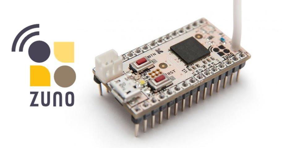 Плата Z-Uno Z-Wave для Arduino - ZMEEZUNO