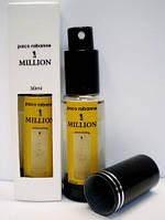 Мужская туалетная вода Paco Rabanne 1 Million (Пако Рабанн 1 Миллион), 30 мл