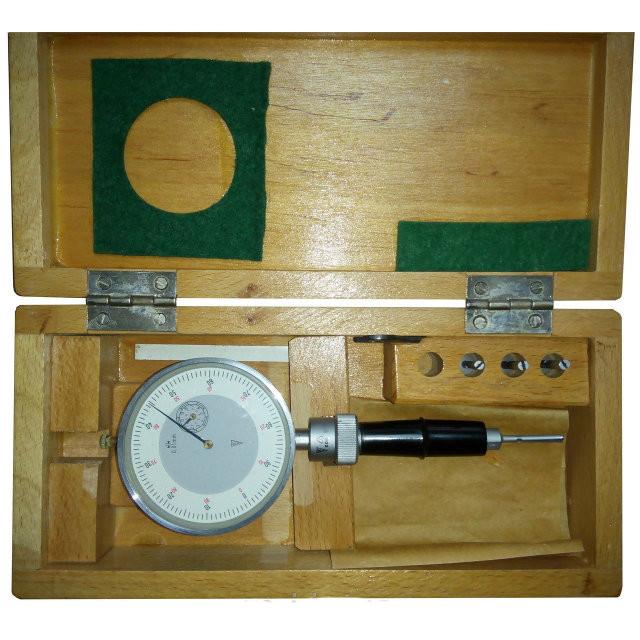 Нутромер индикаторный НИ 3-3,75 Германия (ГДР) VEB KS Feinmesszeugfabrik Suhl. DDR