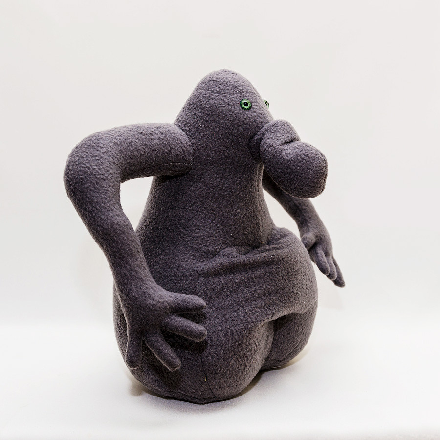 Модная игрушка Ждун.