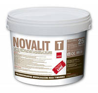 Novalit T - фасадная полисиликатная декоративная штукатурка барашек, короед 1,0мм, 1,5мм, 2мм, 2,5мм