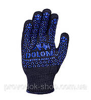 Распаковка и обзор рабочих перчаток трикотажных термостойких Doloni 648