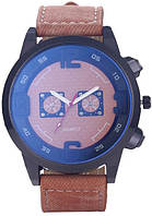Мужские наручные часы Оранжевые