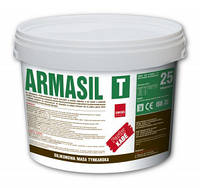 Armasil T - фасадная силиконовая декоративная штукатурка барашек 1,0мм, 1,5мм, 2мм, 2,5мм
