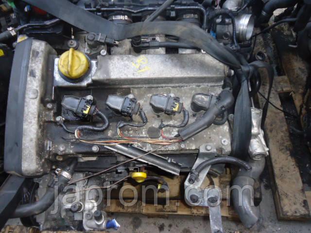 Мотор (Двигатель) Alfa Romeo 156 147 2.0 JTS 932A2000 2004г.в., пробег 140тыс