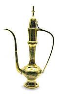 Кувшин бронзовый - 43х25х9 см