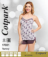 Пижама женская Cotpark, S - XL