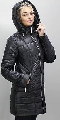 Удлиненная женская куртка, размеры 40-74