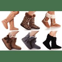 Осень - зима 2017-2018 - тренды женской обуви сапоги, угги, луноходы и кроссовки-кеды.