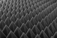 Акустический поролон, Пирамида 120мм 50х50см