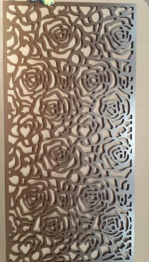 """Интерьерная перегородка """"Розы"""", декоративные панели, интерьерная ширма, экраны для дома"""