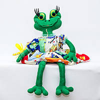 Интерьерная лягушка