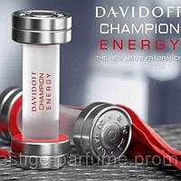 Мужская туалетная вода Davidoff Champion Energy EDT 100 ml (Бельгия, Европа 🇪🇺)