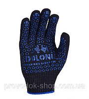 Распаковка и обзор рабочих перчаток ХБ Doloni 667