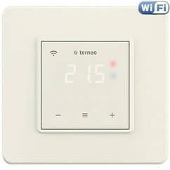 Terneo sx - Wi-Fi терморегулятор с сенсорным управлением