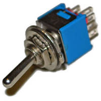 Тумблер GY5-2173 2 pin On-Off-On GAV 178