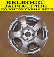 Диск колеса легкосплавный BYD F3, F3R, New F3, Бид Ф3, Ф3Р, Бід Ф3
