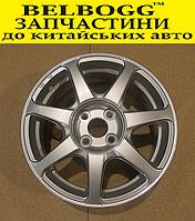 Диск колеса (узкие спицы) BYD G3, G3R, Бид Г3, Г3Р, Бід Ж3