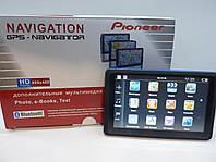 """GPS навигатор 5"""" Pioneer P502 карта европы в подарок (грузовик)"""