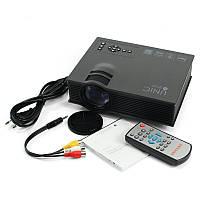 Проектор UNIC UC46+ 1200 люмен WiFi, +АЗС, фото 1