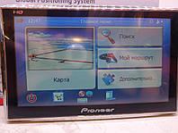 """GPS навигатор 7"""" Pioneer P7007 256 АЗУ + 8GB + карта европы 2021г + Грузовик"""