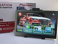 "GPS навигатор 7"" Pioneer P708 карта европы 2021г (грузовик)"