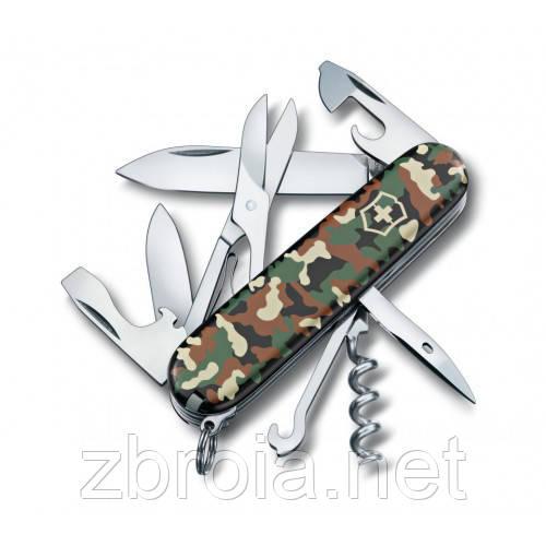 1.3703.94 Нож Victorinox Swiss Army Climber камуфляж