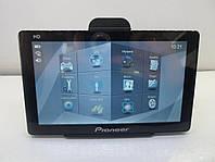 "GPS навигатор 7"" Pioneer X71 AV вход , Bluetooth карта европы 2021г (грузовик)"