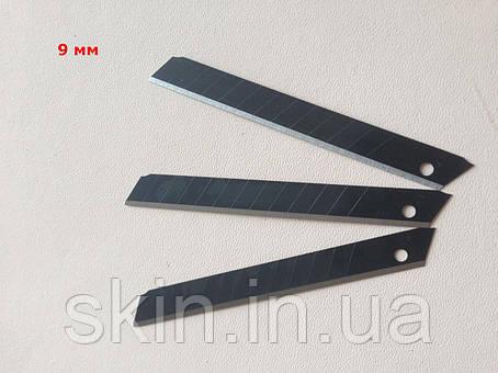 Лезвия OLFA сегментированные, ширина - 9 мм, толщина 0.38 мм., в упаковке - 3 шт., артикул СК 6052, фото 2