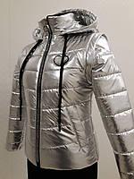 Модная детская куртка для девочек в Украине от производителя, фото 1