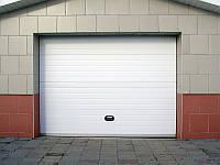 Ворота гаражні секційні RSD01 2500х2100 Doorhan, фото 1