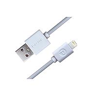 Кабель USB Parmp Data Syncing Charging Белый для iPhone, iPod (2 метра)
