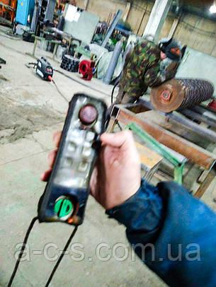 Перевод кран-балки на радиоуправление, фото 2
