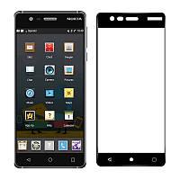 3D стекло Nokia 3 (Full Cover) (Нокиа 3)